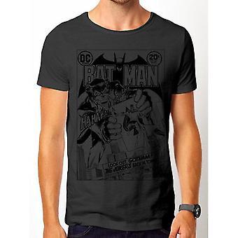Batman Unisex Adult Comic T-Shirt