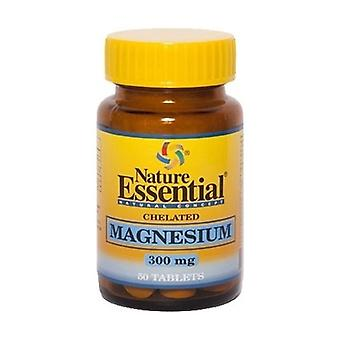 Chelated Magnesium 50 capsules of 300mg