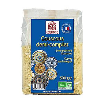 Organic Semi Complete Couscous 500 g