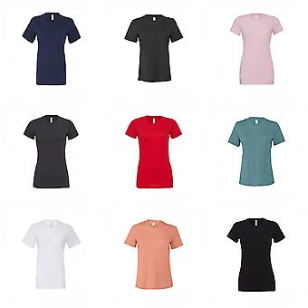 Bella + Canvas Womens/Ladies Relaxed T-Shirt