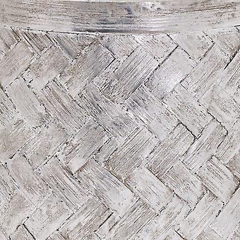 Plantador de tejido Desérculo de Hill Interiors Aspen