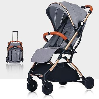 Baby Stroller Folding Portable Trolley Umberlla Mini Lightweight