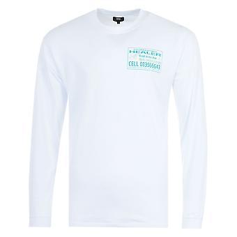 Edwin Pro Healer Long Sleeve T-Shirt - White