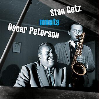 Getz,Stan / Peterson,Oscar - Stan Getz möter Oscar Peterson [Vinyl] USA import