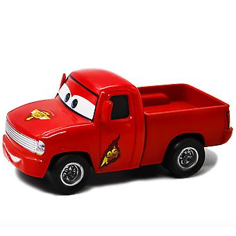 Alloy Racing Car Pickup Truck Mcqueen Race Car Children's Toy Model