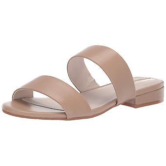 Kenneth Cole New York naisten Viola nahka avoin toe rento Slide sandaalit