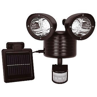 Luce sensore ricaricabile solare a 22 LED