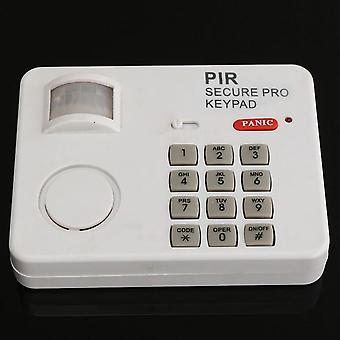 Pir Wireless Motion Sensor Alarm With Security Keypad
