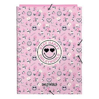 Folder Smiley Garden A4