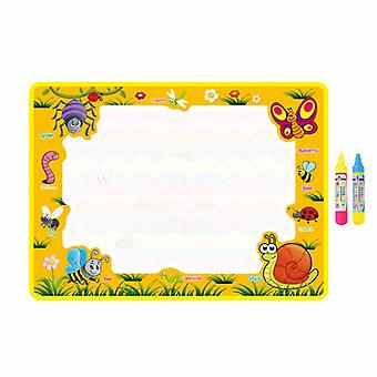 Magic doodle mat educational kids water drawing toys gift kt-13