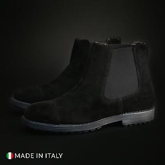 Guido bassi - 7081_camoscio - calzado hombre