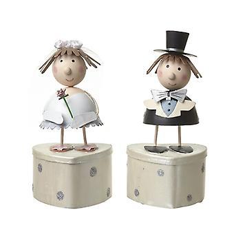 Bride & Groom Box by Heaven skickar