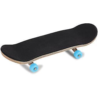 FengChun 1PC Ahornholz Legierung Griffbrett Finger Skateboards Mit PU rutschfestem Pad und Box