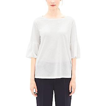 s.Oliver BLACK LABEL 11707394111 T-Shirt, White (Sugar Milk 0200), 46 Woman