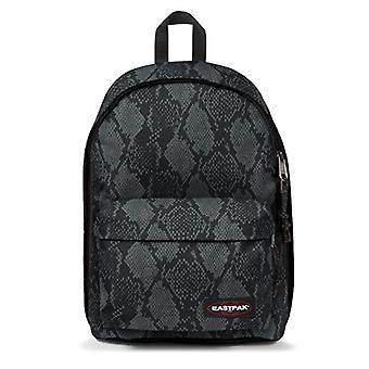 Eastpak Out Of Office Backpack, 44 Cm, 27 L, Grey (Safari Snake)