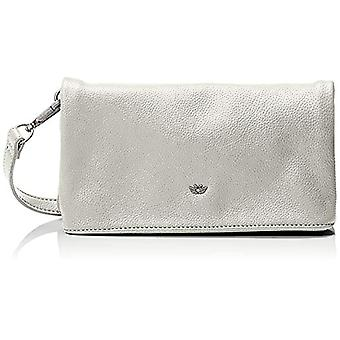 Fritzi aus Preussen Ronja Small - Women's Wallet, Grey (Light Grey), 2.5x23x11.5 cm (W x H L)