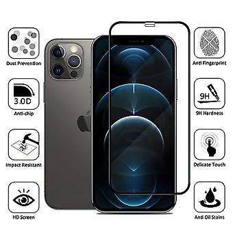 Iphone 12 Pro Max - Härdat Glas Skärmskydd