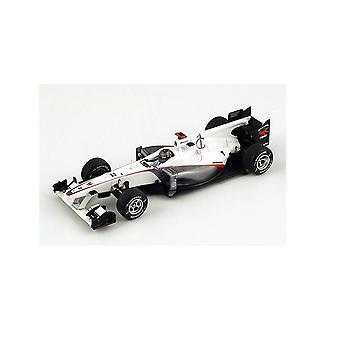 Sauber C29 (Nick Heidfeld - Brazilian GP 2010) Diecast Model Car
