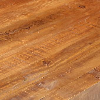 vidaXL eettafel 160x80x76 cm massief houten mango