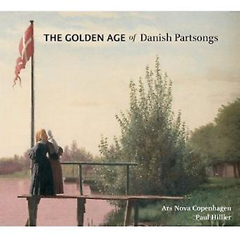 Gade/Hartmann/Ars Nova Copenhagen/Hillier - Golden Age of Danish Partsongs [SACD] USA import
