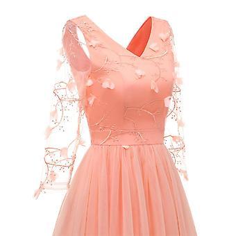 Kurze Brautjungfer Kleider, Hochzeit Partykleid