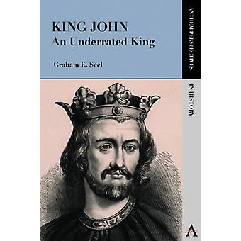 ジョン王によって盲目に過小評価されたキング ・ グラハム ・ e.