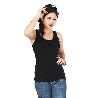 Hot Damen Damen Mädchen Mini Ärmellose T-Shirt Tank Tops Cami Bodycon Weste