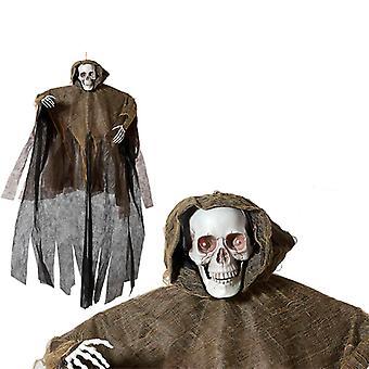 Skeleton pendant Halloween (173 x 155 x 16 cm)