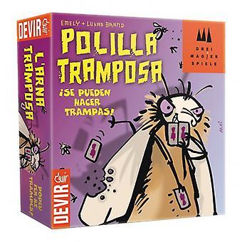 Board game Polilla Tramposa (Es)
