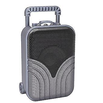 Mini trolley case card portable audio(Black)