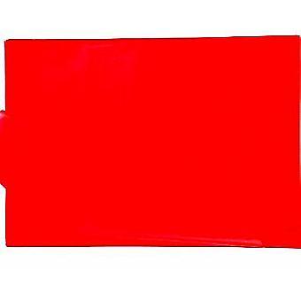 25 full ark röd inga veck mjukpapper   Gift Wrap Supplies