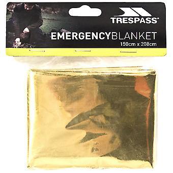Trespass Emergency Foil Blanket