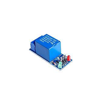 5V 1 enkanalig relämodul låg nivå för scm hushållsapparatstyrning för arduino diy kit