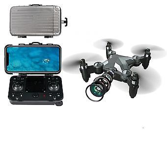 Dh-120 Mini Drone 4k Hd Wifi Fpv Matkatavarat Muoto Kaukosäädin Drone Kameralla