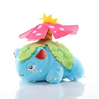 Venusaur Plush Toys Doll kawaii Cartoon Venusaur Pendant Birthday Gifts