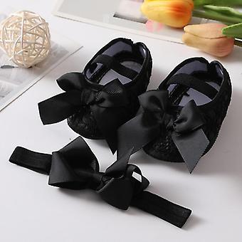 أحذية الطفل حديث الولادة تعيين أول مشوا لينة الوحيد الأميرة لطيف الأحذية