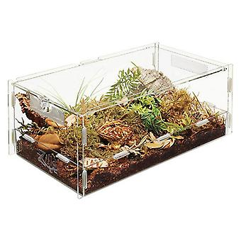 Zilla Micro Habitat Terrestrial for Ground Dwelling Small Pets - Large