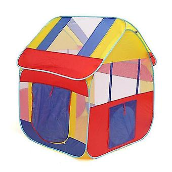 Play tents tunnels foldable funny ocean ball pool play tent play house indoor outdoor ocean ball christmas gifts for children