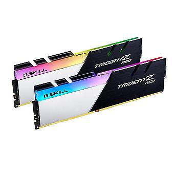 Ram 16gb 2x8gb g.Skill trident z neo ddr4-3600mhz cl16-16-16-36 1.35V pc memory