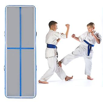 Inflatable Gym Mat Air Floor Gymnastics Mat For Taekwondo With Electric Pump