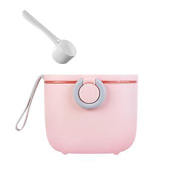 500ml Baby Milk Pulver Formel Dispenser Bärbar låda