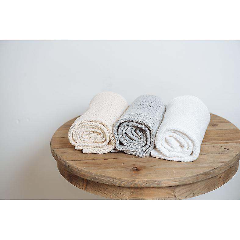 Abeille Baby Cellular Blanket 100% Cotton 100 x 75 cm