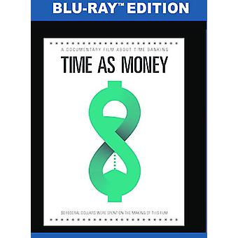 Time as Money [Blu-ray] USA import