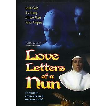 Love Letters of a Nun [DVD] USA import