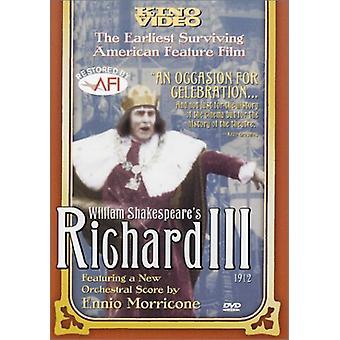 Richard III (1912) [DVD] USA import