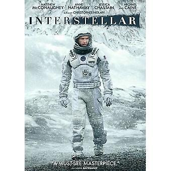 Interestelar importación de Estados Unidos [DVD]