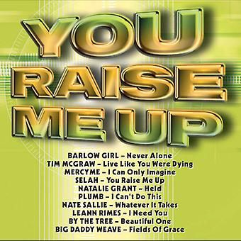 You Raise Me Up – du höja upp mig [CD] USA importerar