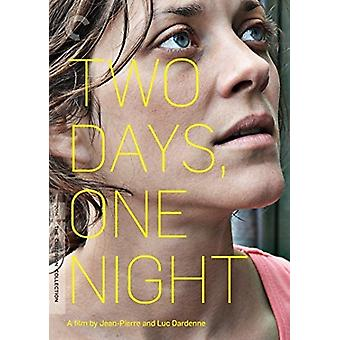 Two Days One Night [DVD] USA import