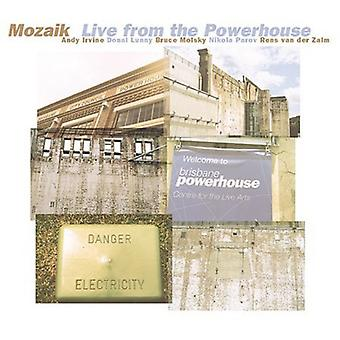 Mozaik - Live at de krachtpatser [CD] USA import