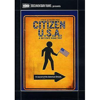 Citoyens Usa: Un 50 USA État Roadtrip [DVD] import